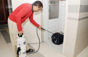 ان لم تقوم بتنظيف منزلك من الحشرات سوف تخسر منزلك