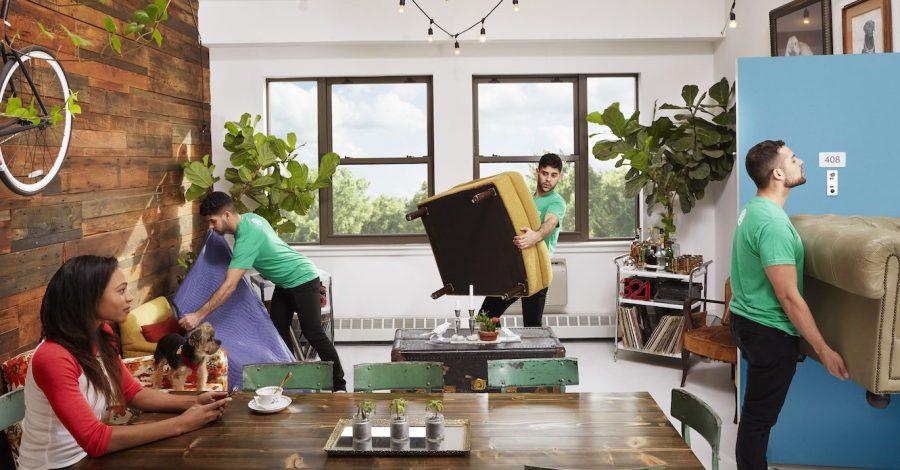 طرق كانت لا تختر في بالك عن نقل الاثاث و تنظيف المنزل